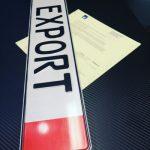 Exportkennzeichen