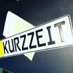 Kurzzeitkennzeichen - Zulassungsstelle München