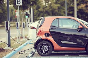 Zulassung von Elektroautos