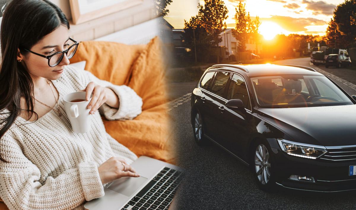 Online Kfz Zulassung - Auto online zulassen